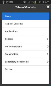 Process Water Products apk screenshot