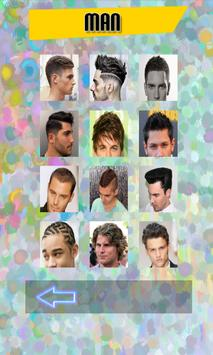 Master hairstyles apk screenshot