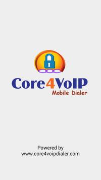 Core4VoIP Mobile Dialer UAE poster