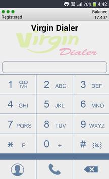 Virgin Dialer apk screenshot