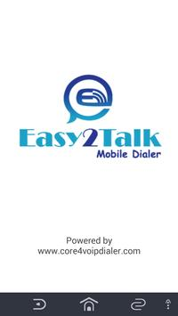Easy2Talk poster