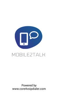 Mobile2Talk poster