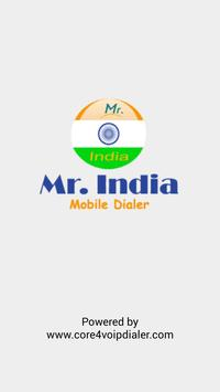 Mr.India poster
