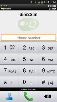 Sim2Sim apk screenshot
