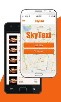 Skytaxi Driver poster
