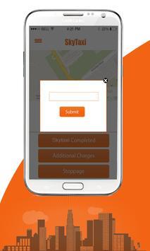 Skytaxi Driver apk screenshot