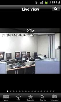DiViS DVR Viewer apk screenshot