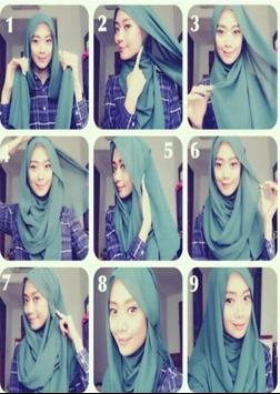 Diy Hijab style apk screenshot