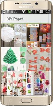 DIY Paper Ideas apk screenshot