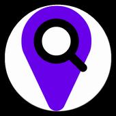 Locate Library icon