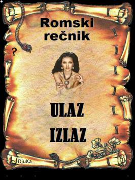 Romski Recnik apk screenshot