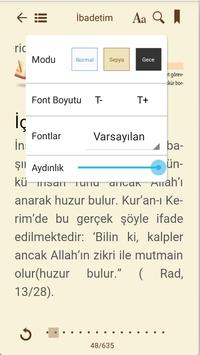 Diyanet Kitaplık apk screenshot
