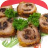 Новогодние вторые блюда icon