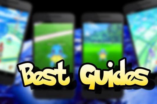 Guides for Pokemon GO poster