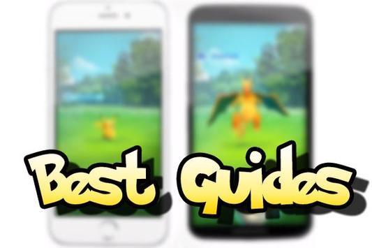 Guides for Pokemon GO apk screenshot