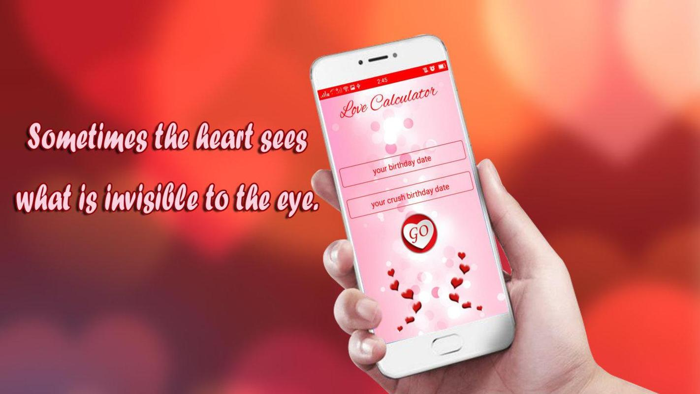 100% Real Love Test Calculator APK Download - Free