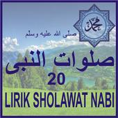 SHOLAWAT NABI icon