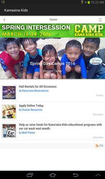 Kama'aina Kids apk screenshot