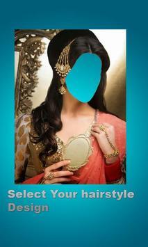 Girls HairStyles Photo Montage apk screenshot