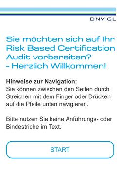 RiskBasedCertAuditvorbereitung poster