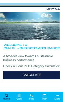 DNV GL - Business Assurance poster