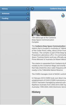 Astronomical observatories apk screenshot