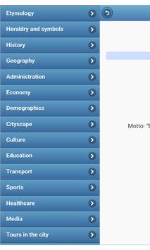 Cities in Columbia apk screenshot