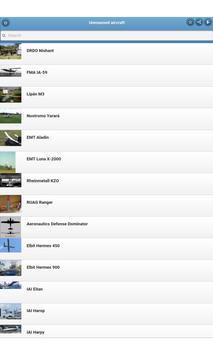 Unmanned aircraft apk screenshot
