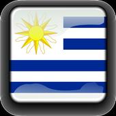 Cities in Uruguay icon