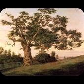 Famous trees icon