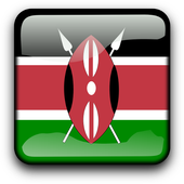 Cities in Kenya icon