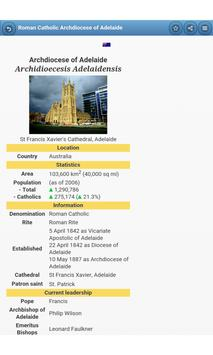 Catholic dioceses apk screenshot