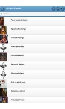The rulers of Venice apk screenshot