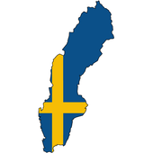 Provinces of Sweden icon