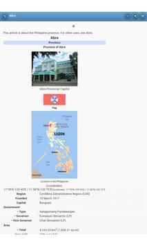 Provinces of Philippines apk screenshot
