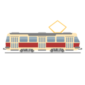 Trams icon