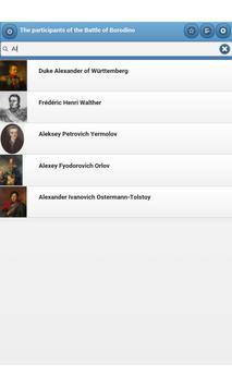 The participants of the Battle apk screenshot