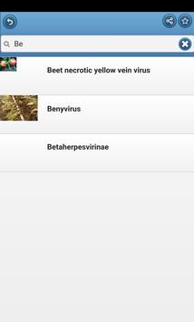 Viruses apk screenshot