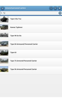 Armored personnel carriers apk screenshot