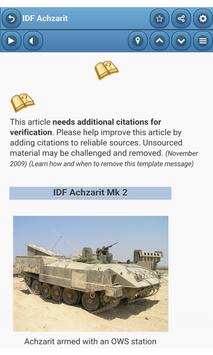 Armored personnel carriers poster