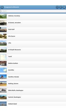Disappeared settlements apk screenshot