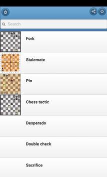 Chess Tactics poster
