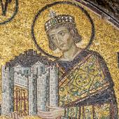 Byzantine emperors icon