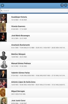 President of Mexico apk screenshot