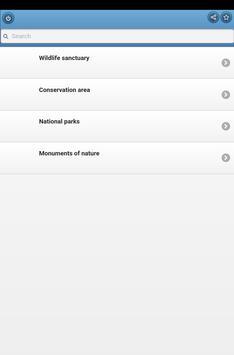 Protected Nature apk screenshot