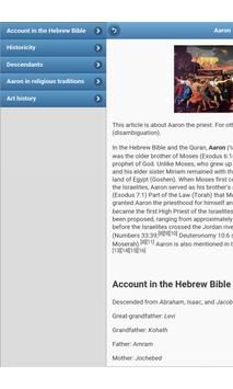 The prophets of the Old Testam apk screenshot