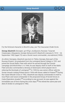 Military leaders World War II apk screenshot