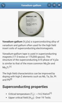 Superconductors apk screenshot