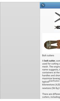 Hand tools apk screenshot