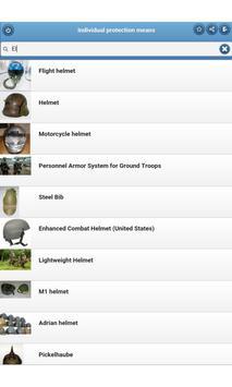 Individual protection means apk screenshot
